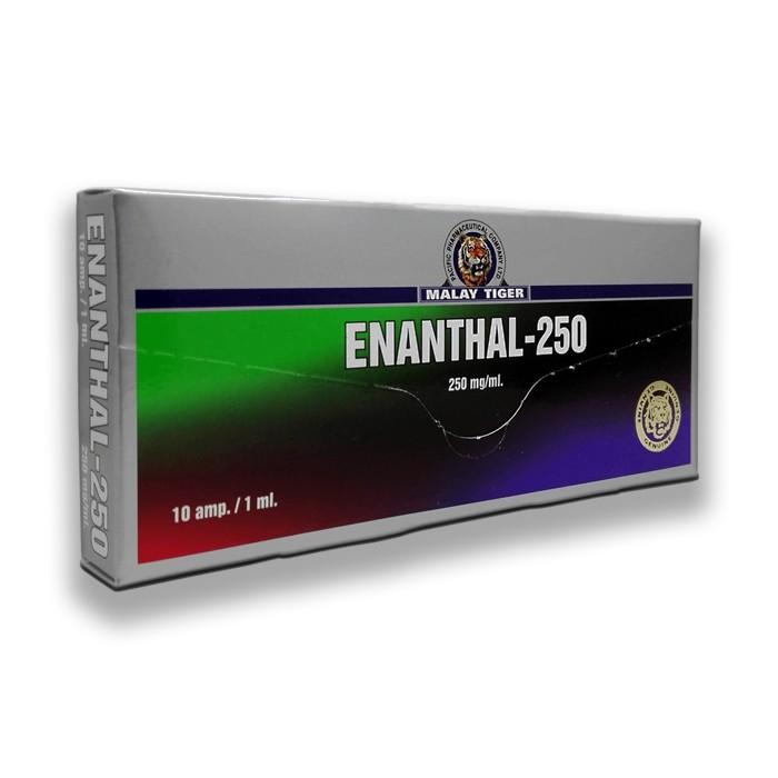 Тестостерон Энантат | Malay Tiger Enanthal-250  1мл/250 мг