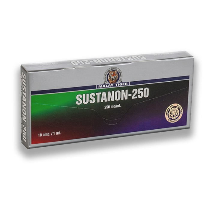Сустанон | Malay Tiger Sustanon-250 1ml/250mg